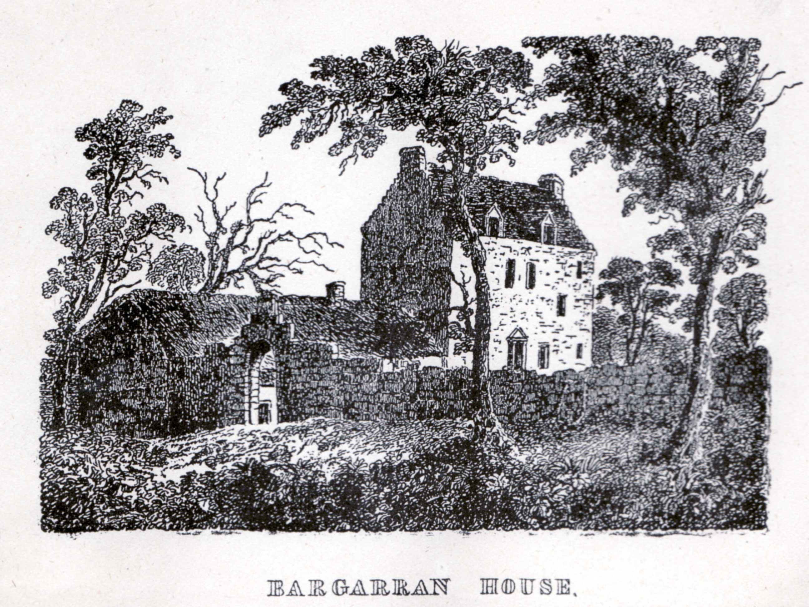 Dark Events at Bargarran in 1676