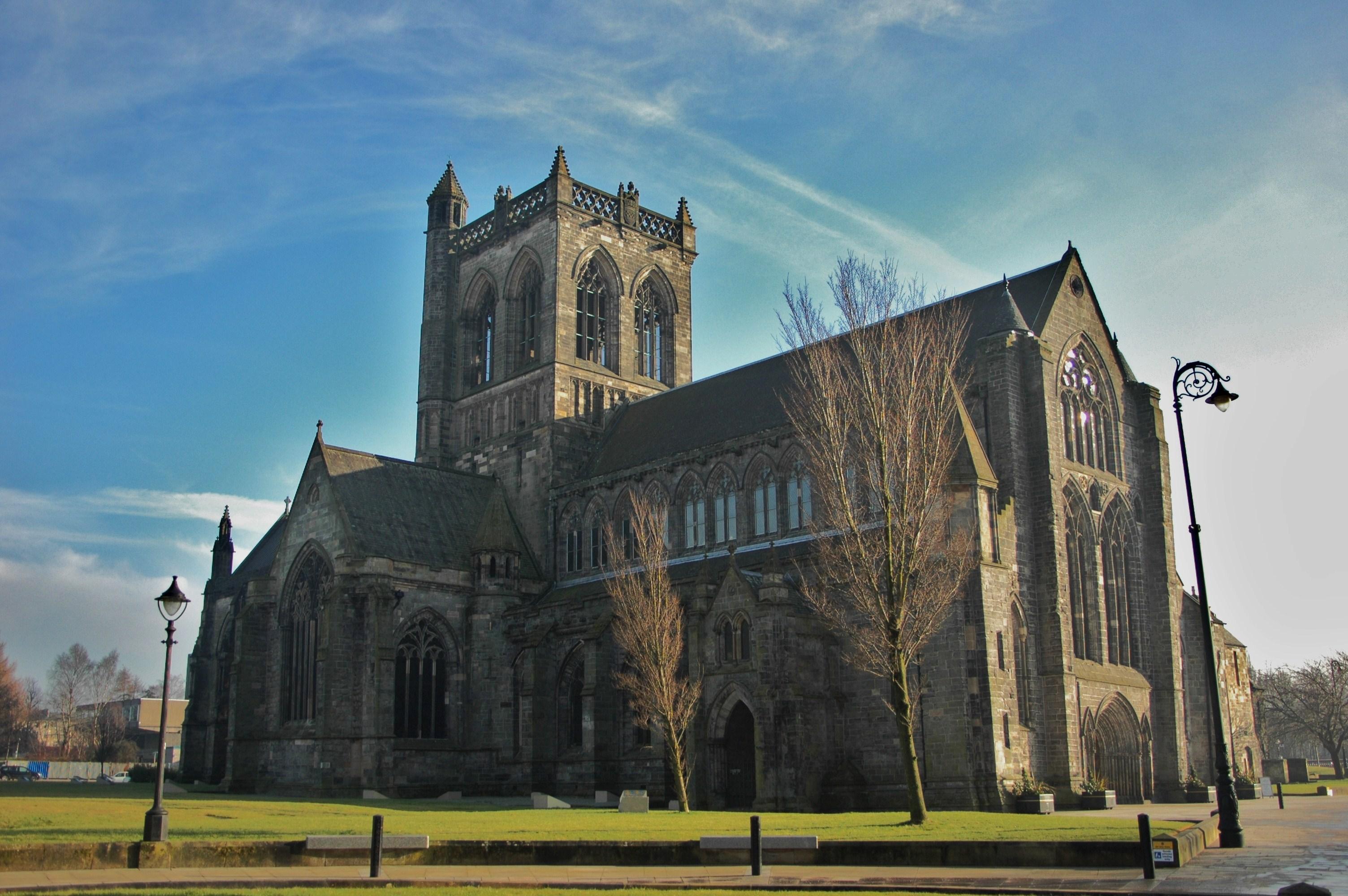 History Scotland Podcast featuring the Urban Historian