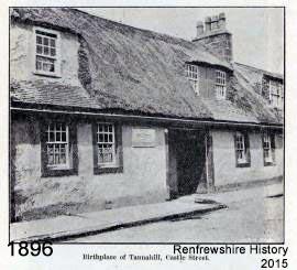 Tannahill-Birth-cottage