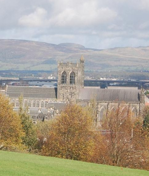 Paisley Abbey: It's early history – Online Talk Wed 12th May 7.30pm