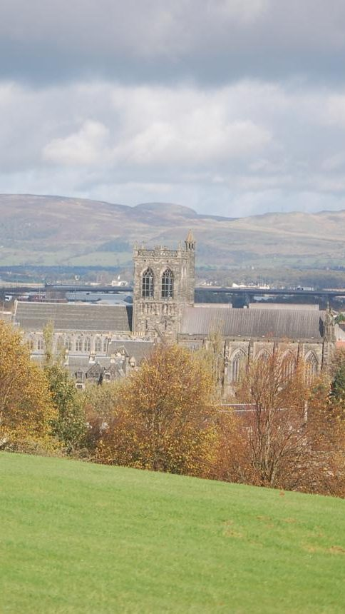 Paisley Abbey: It's early history - Online Talk Wed 12th May 7.30pm