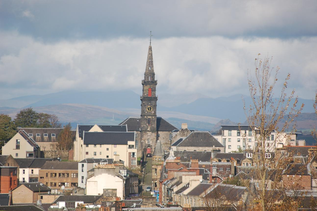 Early Paisley Heritage Walking Tour – Sat 11 Sept 1.30pm