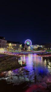 Paisley Christmas lights 2019