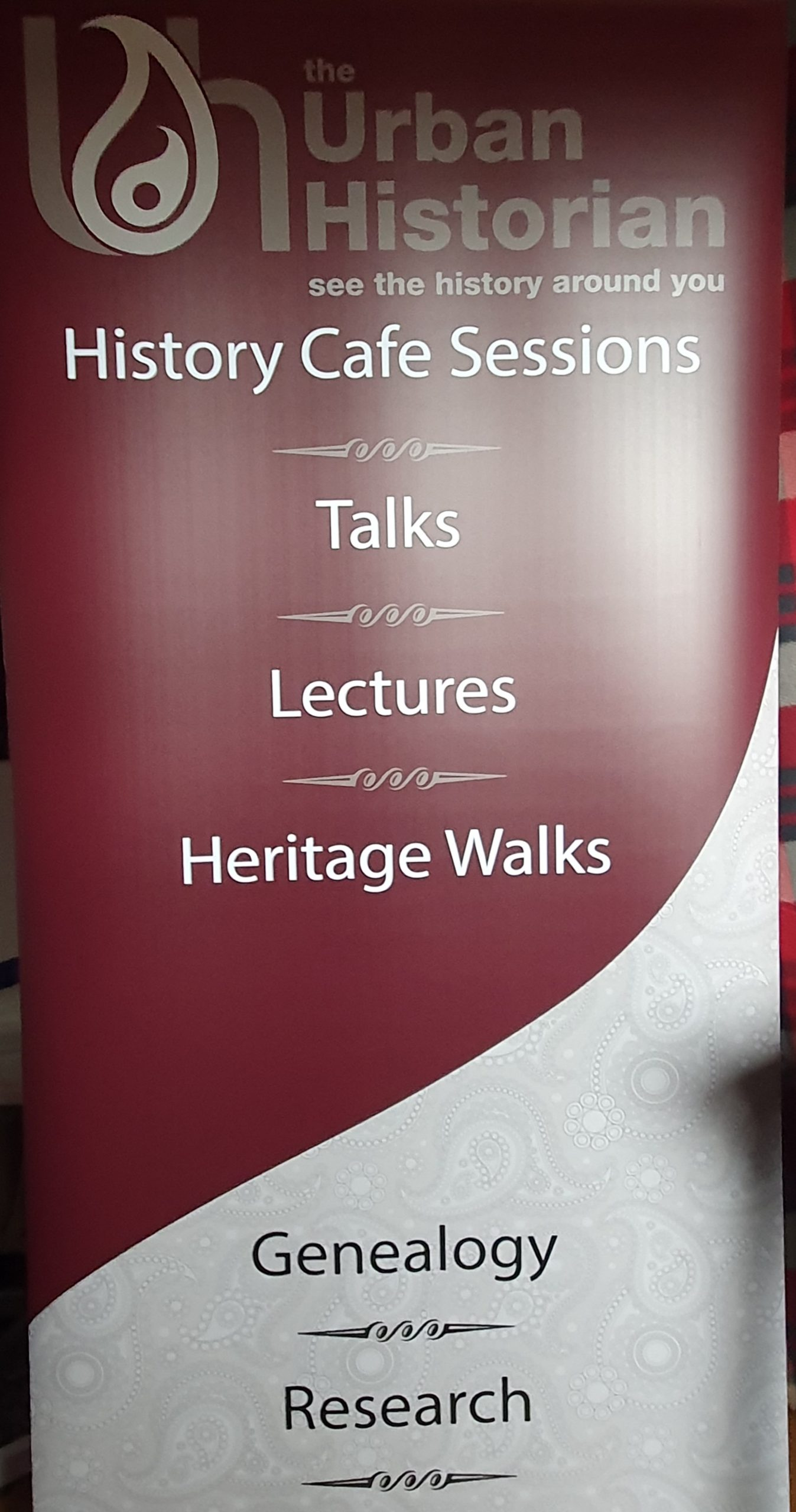 Online History Cafes