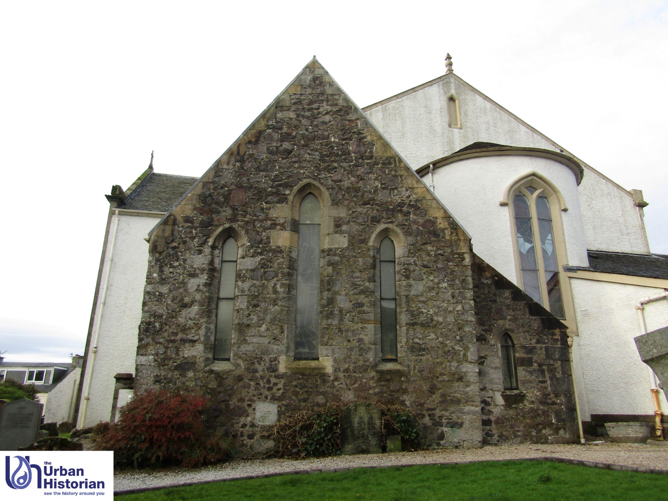 Kilmacolm: Prehistory to the 1800s  Monday 21 December 7.30pm