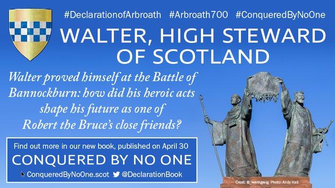 Walter Stewart, 6th High Steward of Scotland – History Cafe