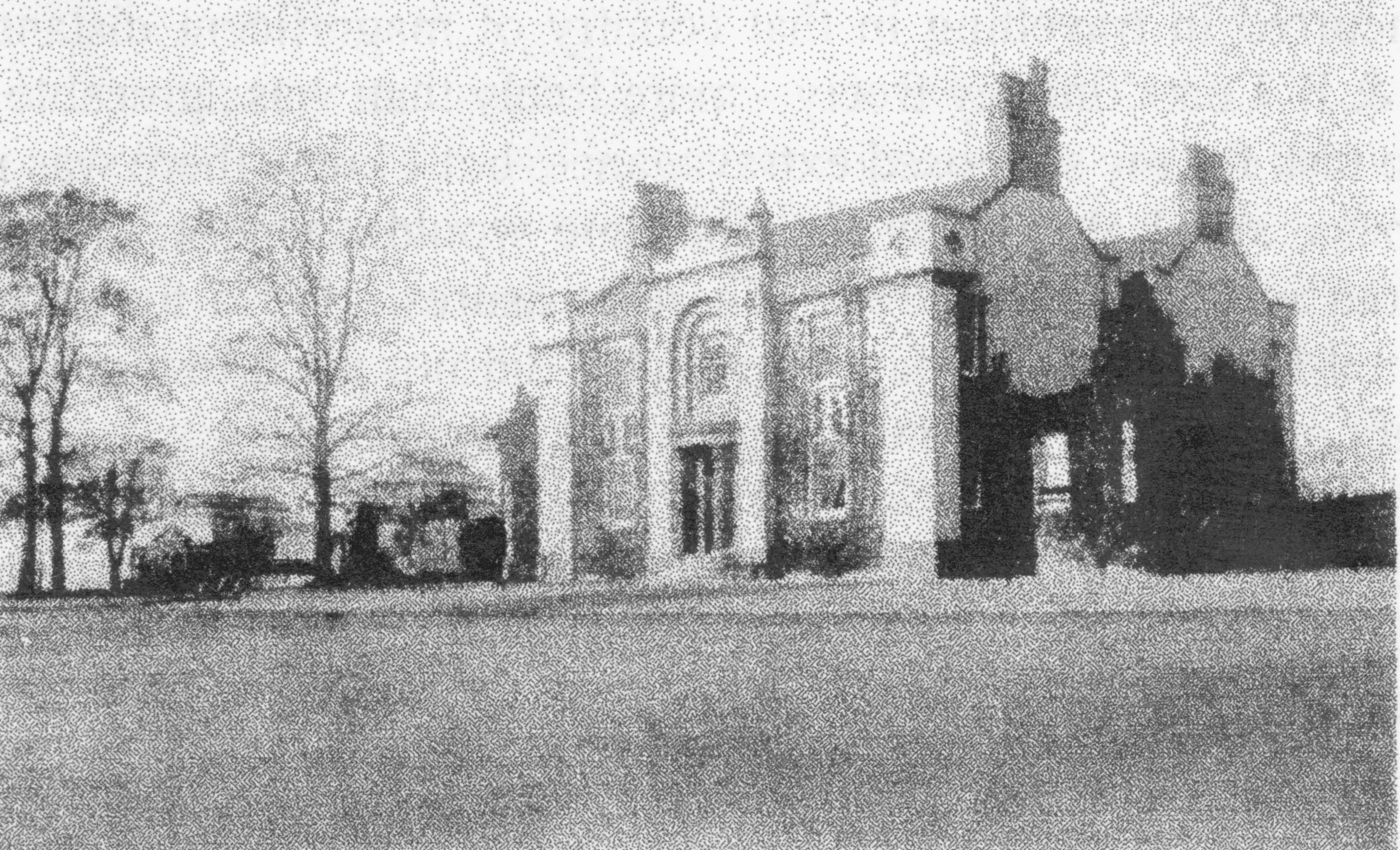 Ferguslie House from the book Cottage to the Castle by andrew Coats