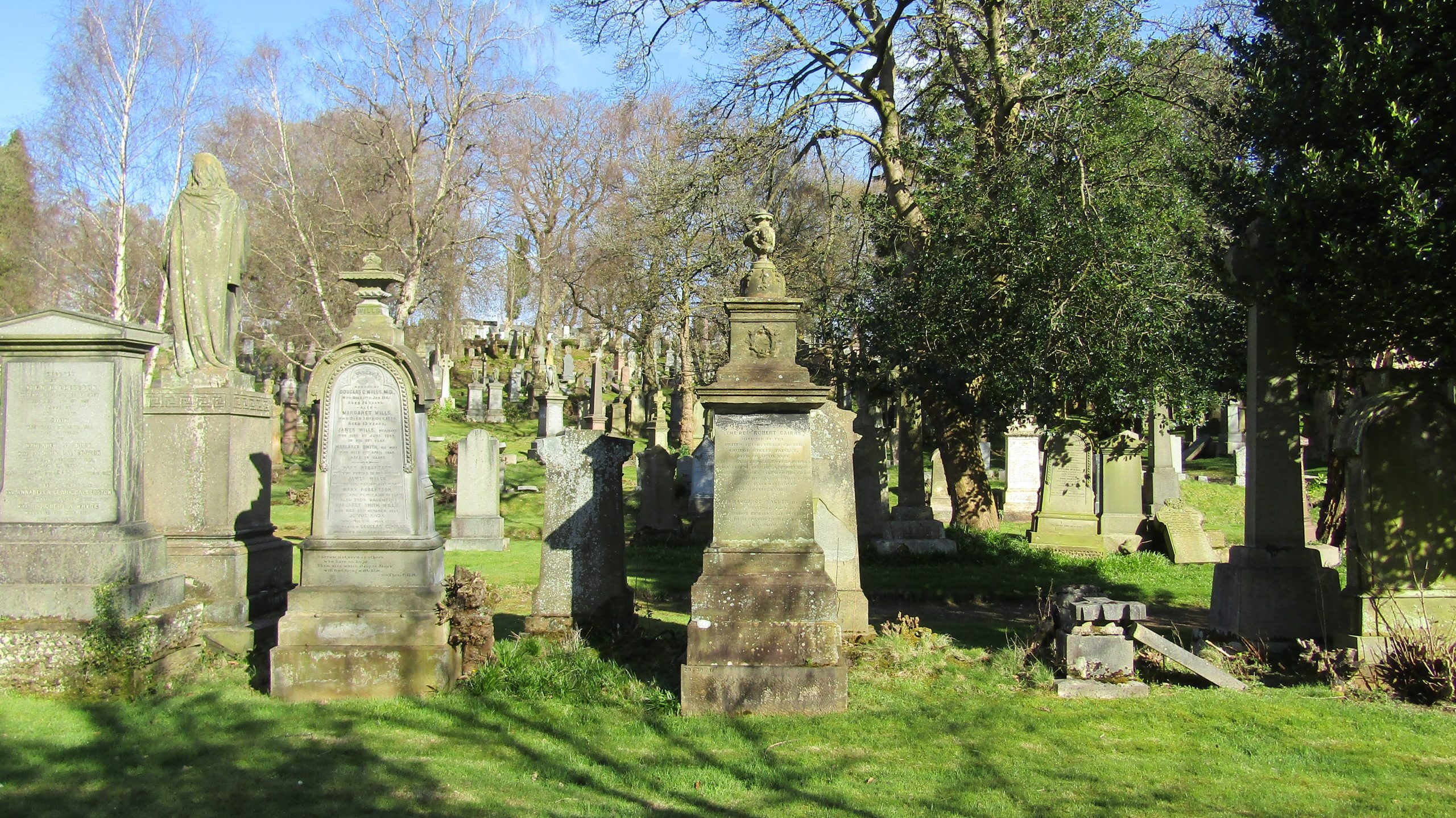 Woodside Cemetery Talk Wednesday 21st April, 7.30pm