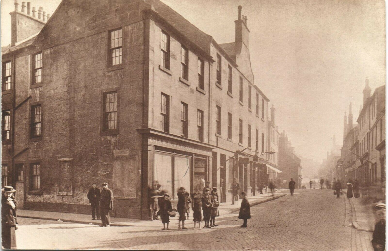 Paisley Now & Then Heritage Walk - Sat 26th June 1.30pm