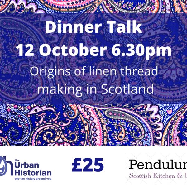 October 2021 Dinner Talk